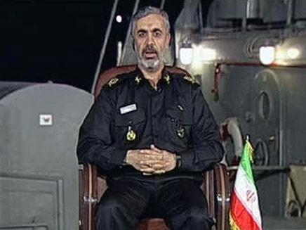 """האדמירל מוסווי. """"הוכחנו את יכולותינו"""" (צילום: חדשות 2)"""