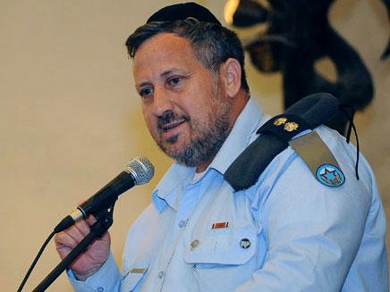"""הרב ראב""""ד. יעזוב (צילום: דו""""צ)"""