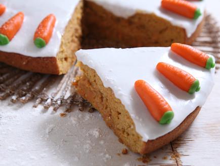 עוגת גזר של אביבה (צילום: בני גם זו לטובה, אוכל טוב)