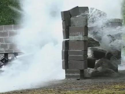 תותח שובר קירות (צילום: BCB International)