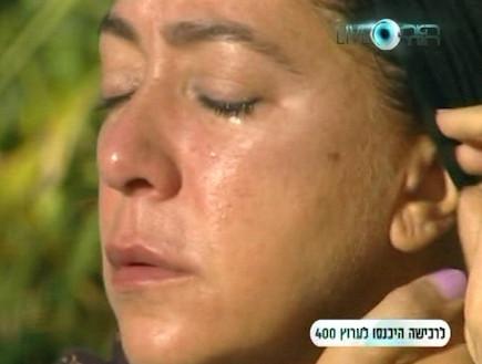 ברי בוכה בשמש (תמונת AVI: mako)