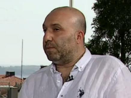 הנסיך אורחאן אל-עות'מאן, נכדו של הסולטאן העות'מאני (צילום: חדשות 2)