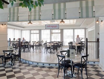 מסעדת תנובל'ה במלון הרדוס תל אביב  (יח``צ: אלעד שריג )