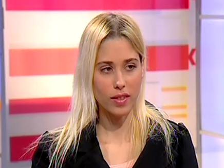 קארין באומן (צילום: חדשות 2)