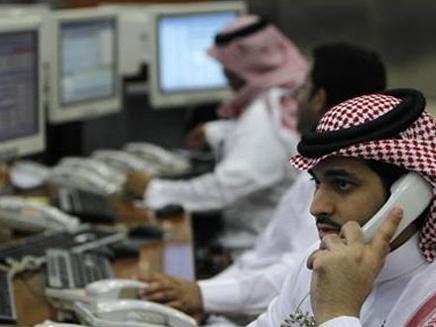 הבנקים הסעודים בכוננות (צילום: חדשות 2)