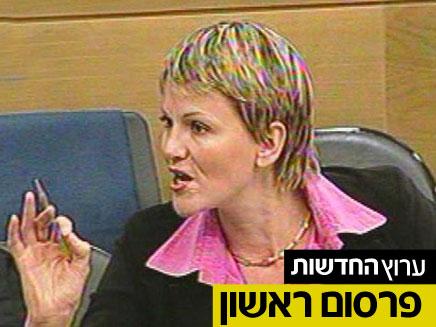 אנסטסיה מיכאלי (צילום: חדשות 2)