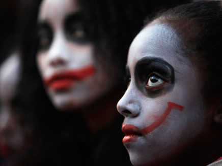 הפגנת האתיופים בקריית מלאכי. האפליה נמשכ