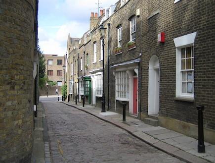רחוב קטן ירוק לונדון - מט ליפול (צילום: Nigel Cox)