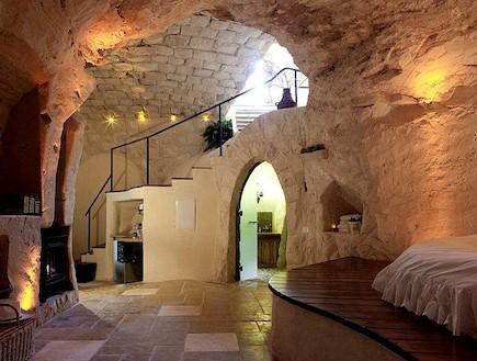 קולומבריום מערות ספא (יח``צ: עדי גלעד)