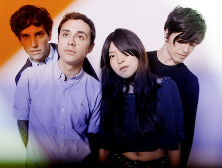 The Pains of being pure at heart (צילום: Pavla Kopecna)