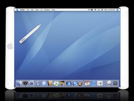 קונספט של אייפד 3 (צילום: flickr)