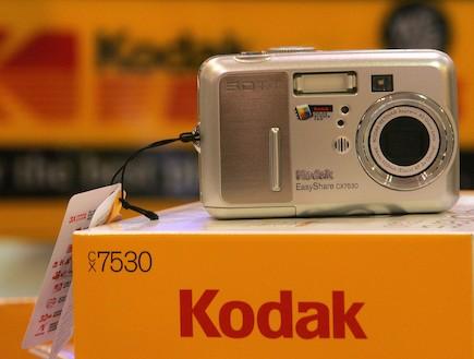 מצלמת קודאק (צילום: Robert Cianflone, GettyImages IL)