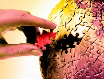 פעילות פאזלים (צילום: realsimple.com)
