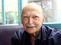 גפני היה בן 85 במותו (צילום: עודד קרני, mako)