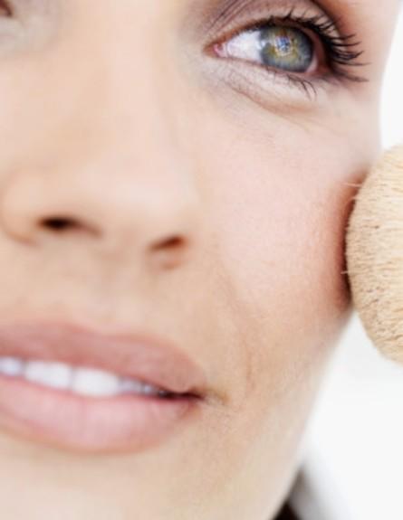 פנים של אישה - מייק אפ (צילום: אימג'בנק / Thinkstock)