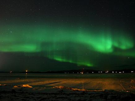 הזוהר הצפוני, היום (öéìåí: דיילי מייל)