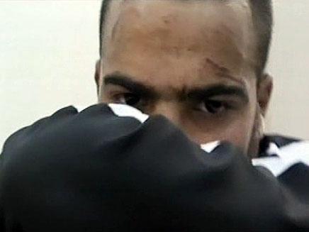 החשוד: עישנתי סמים בבית בזמן התאונה (צילום: חדשות 2)