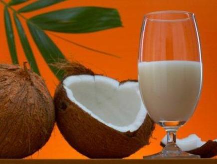 חלב קוקוס- מאכלי הריון מסורתיים