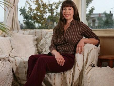 שרלוט ביירד - בתולה בת 40 (צילום: צילום מסך אתר dailymail)