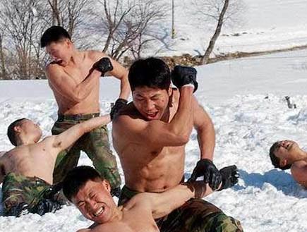 הכוחות המיוחדים של צבא סין (צילום: צבא סין)