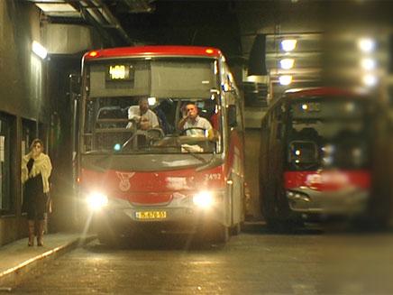 התחנה המרכזית בירושלים, מלכודת סרטן (צילום: חדשות 2)