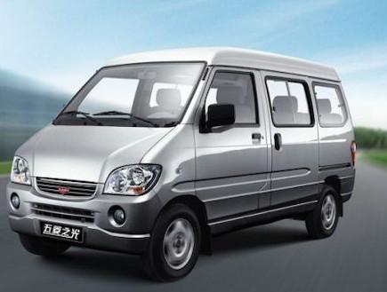 המכוניות הנמוכרות ביותר ב2011 - Wuling Sunshine