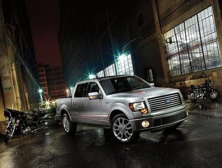 המכוניות הנמוכרות ביותר ב2011 - פורד F150
