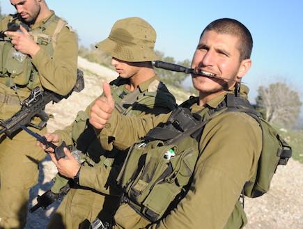 גבעתי (צילום: נועה סיטי אליהו, במחנה)