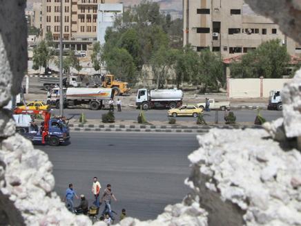 אלימות בסוריה, ארכיון (צילום: רויטרס)
