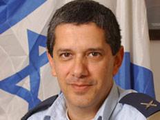 """אלוף אמיר אשל (צילום: דו""""צ)"""