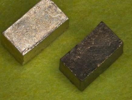 ננו-מתכת שמשנה מצבי צבירה ברגע (צילום: אתר מרכז הלמהולץ )