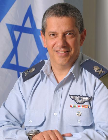 אמיר אשל (צילום: דובר צה
