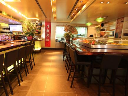 מסעדת סוהו - בר סושי (צילום: דרור כץ,  יחסי ציבור )