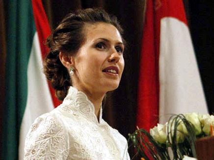 אסמה אסד (צילום: רויטרס)