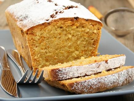 עוגת שקדים (צילום: SMarina, Istock)