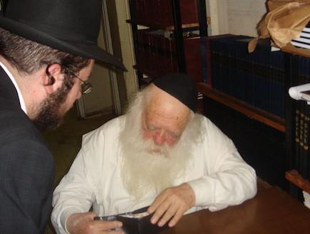 הרב חיים קנייבסקי (צילום: ויקיפדיה העברית)
