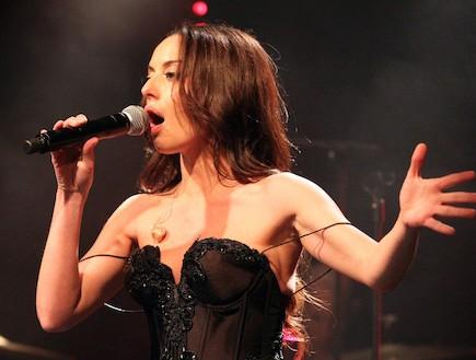 מאיה בוסקילה הופעה (צילום: קוקו)