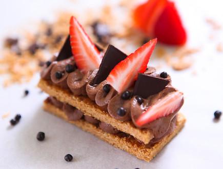 קרם שניט שוקולד (צילום: בני גם זו לטובה, אוכל טוב)