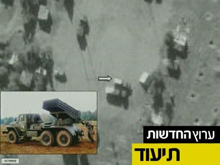צילומים מוכיחים: אסד פגע באזרחים (צילום: חדשות 2)