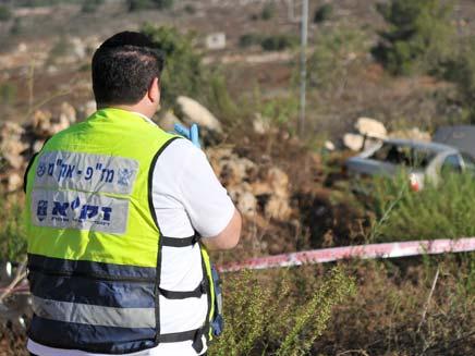 """התאבדות כפולה ברכב בצפון. צילום ארכיון (צילום: אלי סגל, אתר """"חרדים"""")"""