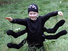 איש העכביש - תחפושות שוות (צילום: לקוח מאתר kaboose.com)