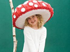 פטרייה - תחפושות שוות (צילום: לקוח מאתר funfamilycrafts.com)