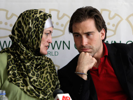בנו של הבמאי אוליבר סטון (צילום: AP)