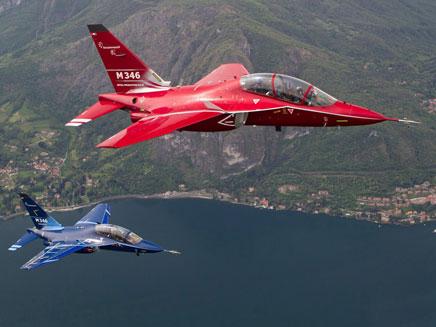 """מטוס האימון החדש של חיל האוויר (צילום: יח""""צ)"""