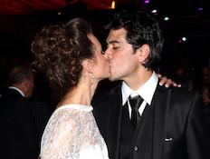 חתונה רודריגו גונזלס (צילום: ראובן שניידר )