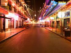 ברבון סטריט ניו אורלינס (צילום: אימג'בנק / Thinkstock)