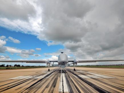 האיתן (צילום: ערן לוי, ביטאון חיל האוויר)