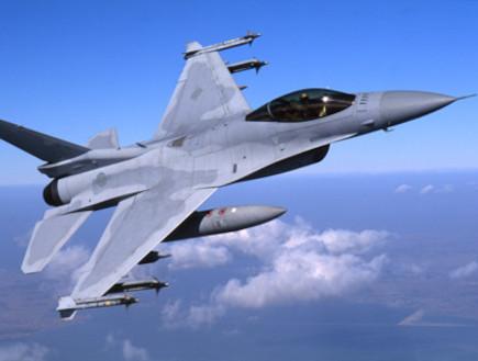 F-16 - לוקהיד מרטין (צילום: האתר הרשמי)