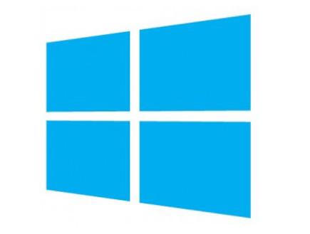 הלוגו החדש של ווינדוס 8 (צילום: אתר רשמי)