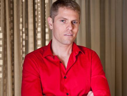 דן סלייפר (צילום: ענר גלם)